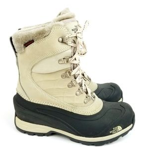 02bf7a9ff North Face Chilkat 400 Boots Sz 7 EH08